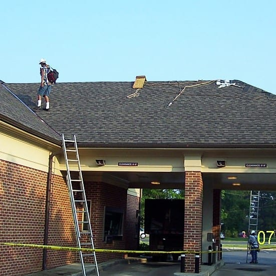 BB&T Roof Replacement