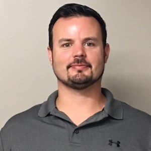 Blake Hudson - Facility Maintenance Project Manager